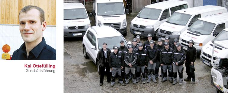 Rückwerk-Team
